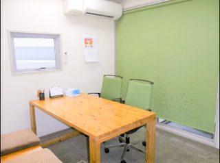事務所相談スペース